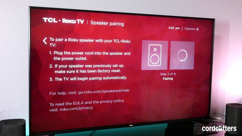 Roku TV Wireless Speakers Review: Decent sound done simply